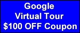 Virtual Tour Coupon Google