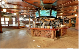 Google Virtual Tour Bar