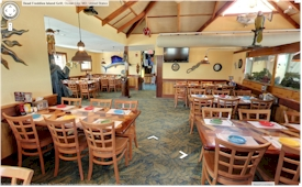 Google Virtual Tour Upscale Restaurants